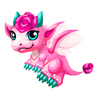 Image of Pink Rose Baby