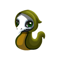 Image of Plague Doctor Baby