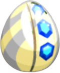 Image of Platinum Egg