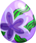 Image of Plum Blossom Egg