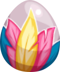 Image of Plume Egg