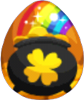 Pot of Gold Egg