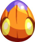 Pumpking Egg