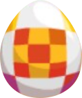 Image of Quilted Egg