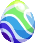 Image of Rainbow King Egg