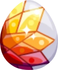 Image of Rainbow Queen Egg