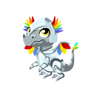 Image of Rainbow Sentinel Baby