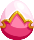 Image of Rose Angel Egg
