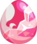 Image of Rose Quartz Egg