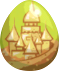 Image of Sand Castle Egg