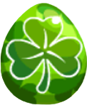 Image of Shamrock Egg
