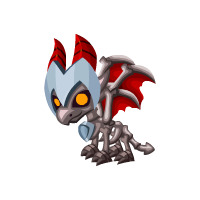 Image of Skeletal Knight Baby