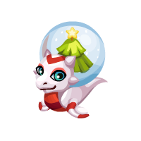Image of Snow Globe Baby