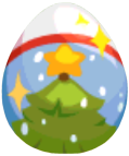 Image of Snow Globe Egg