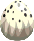Snow Owl Egg