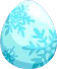 Image of Snowfall Egg