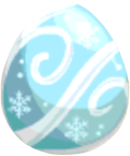 Image of Snowstorm Egg