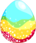 Sour Candy Egg
