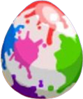 Splatter Egg