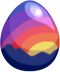Sunset Egg