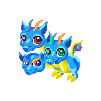 Image of Triple Rainbow Baby