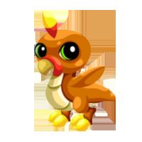 Image of Turkey Baby