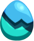 Image of Turquoise Egg