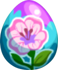 Twilight Rose Egg