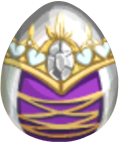 Warrior Queen Egg