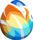 Image of Water Rune Egg