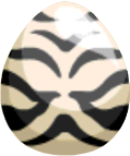 White Bengal Egg