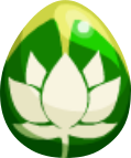 White Lotus Egg