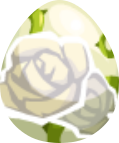 Image of Whitebloom Egg