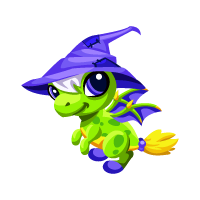 Image of Witch Baby
