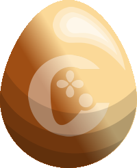 Image of Chocolate Pawberry Egg