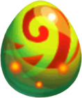 Image of Paradise Parrot Egg