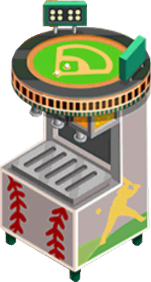 Appliance - Ballpark Fountain