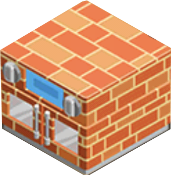 Appliance - Brick Oven