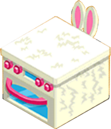 Appliance - Bunny Ears Oven