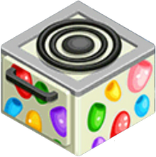 Candy Cooker Appliance