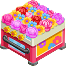 Appliance - Floral Oven
