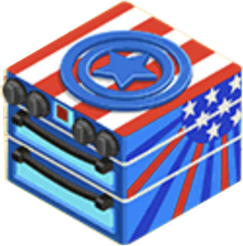 Appliance - Patriotic Stove