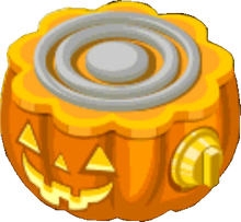 Appliance - Pumpkin Stove