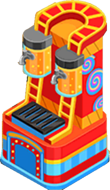 Appliance - Rollercoaster Soda Fountain