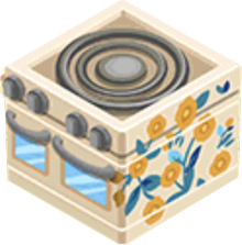 Appliance - Special Petal Stove