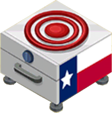 Appliance - Texas Oven