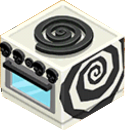 Topsy Oven Appliance