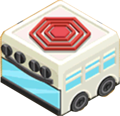 Transporstove Appliance