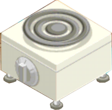 Appliance - Basic Stove R