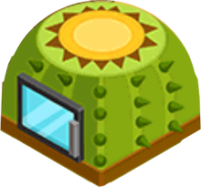 Appliance - Cactus Oven